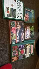 7 brilliant garden n allotment books