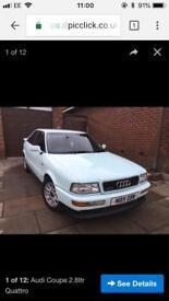 1995 Audi Quattro 2.8 se