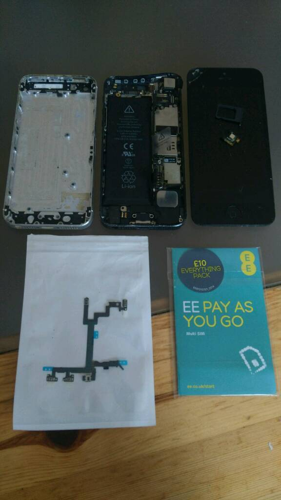 Iphone 5HTC One M8in Glasgow City Centre, GlasgowGumtree - Spares or repairs. HTC has one crack on the screen the screen still works although does have a dead spot, everything else works fine. The iPhone has a missing 4g antenna with lifted pads, could be rebuilt for WiFi use only or the mother board used...