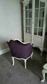 French Satley chair