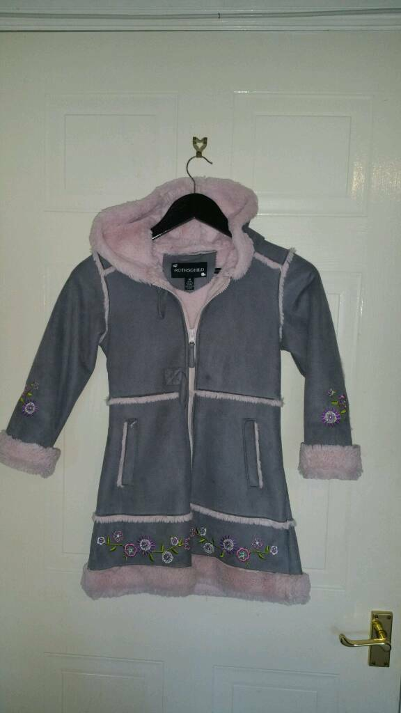 Girl jacket 5-6 year