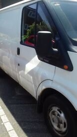 Great van for sale . 9 months mot good work vehicle