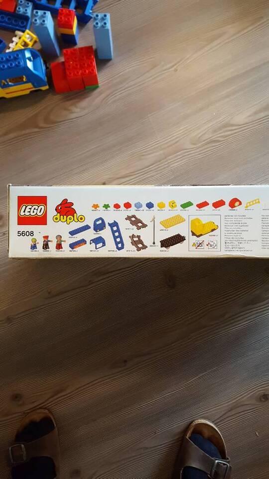 LEGO Duplo 5608 - Eisenbahn Starter Set in Baden-Württemberg - Rechberghausen