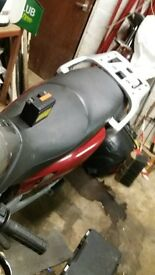 Honda varardo xl125 (non runner due to lack off compression in front cylinder)