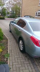 PEUGEOT 508 hdi STOP AND START SAT NAV ,CLIMATE CONTROL