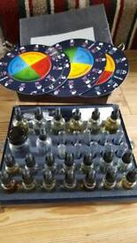 Blend your own perfume/aftershave kit