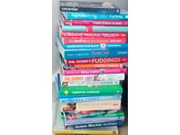 Cook books 75 well known chef's