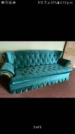 Sofa 3 seater for sale like new