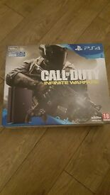 BRAND NEW PS4 SLIM WITH CALL OF DUTY 500GB