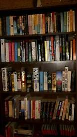 Books - Fiction, True Crime - Make an offer