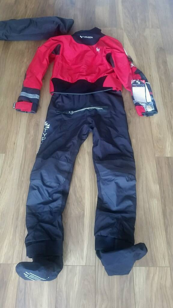 Typhoon Multisport 4 Drysuit Clothing