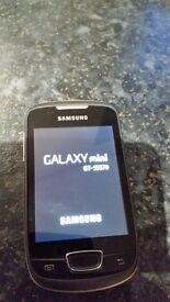 Mint samsung gt 5570 great wee phone £25 quick sale