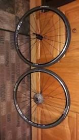 Shimano wheels