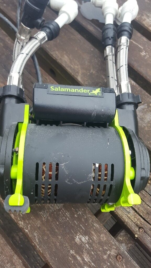 Salamander shower pump for sale. Used but in working order.   in ...