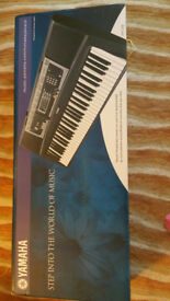 YAMAHA Electric Keyboards Piano YPT-210