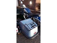 Sidecar motorcycle for sale