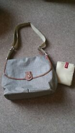 Babymel changing bag with changing mat