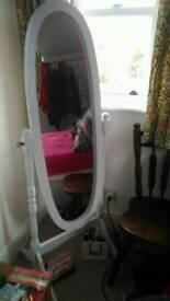 Vintage Mirror 120cm