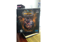 world of warcraft mmo gaming mouse legendary edition