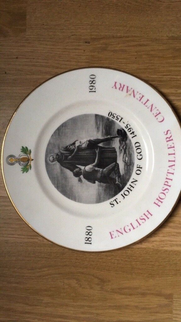 Very old Plate - limited edition of 250 - feel free to check my other items