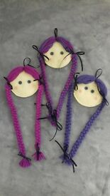 hair clip holders