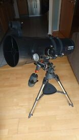 Celestron AstroMaster 130 - hardly used