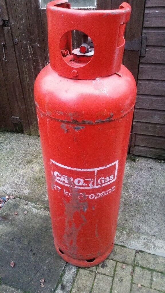 Calor Gas 47kg Red Big Propane Bottle   in Kings Park ...