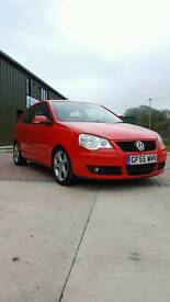 Volkswagen Polo 55 Plate 1.9 GT TDI FOR SALE