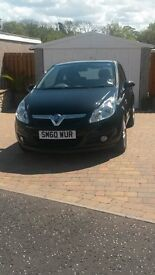 VAUXHALL CORSA 1.2i Energy 3dr A/C - Peal/ Black Sapphire - low mileage 8,500