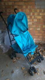 tippitoes max viz buggy / stroller