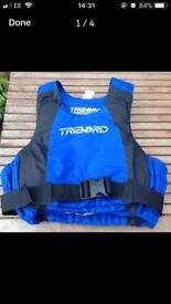 Tribord Impact Vest -Sailing /Kayak Size XL