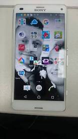Sony z3 compact mint condition