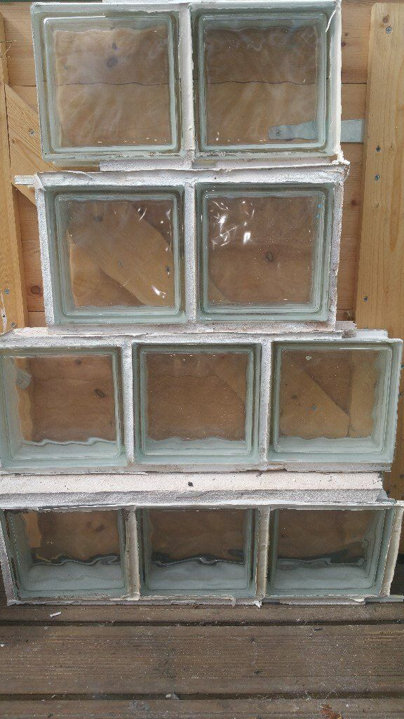 10 glass blocksin Southampton, HampshireGumtree - 10 clear glass blocks, Each is 19cm x 19cm x 8cm. Was previously part of wall but have been removed and are undamaged, they still have grout on edges but this should clean off easily. Cheapest on Amazon is £17 for 5 Asking price is £15 for all 10
