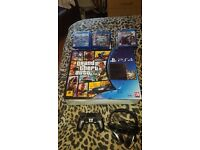 Ps4 500gb 20 games swap for xbox 1