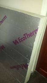 Insulation boards 2.4 more ×3