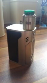 Vape ezig brand new just too strong swap or sell