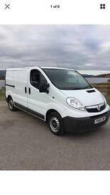 Vauxhall vivaro (Direct from BT) 60,000 miles ,FSH