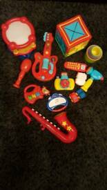 Musical toy bundle