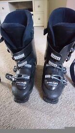 Head Argon ski boots size 29.0 / 29.5