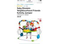 Baby Einstein jumperoo