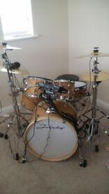 Jobeky custom drum kit