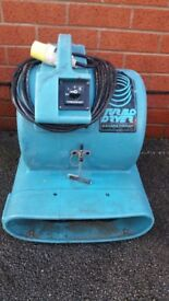 Turbo dryer sarah pro carpet fan in working order 3 speed fan!can deliver!