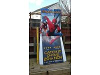 SPIDERMAN COLLECTABLE LARGE POSTER