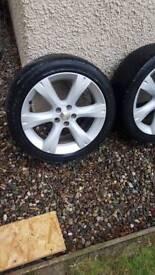 Subaru wheels 17 inch