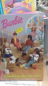 28 barbie books