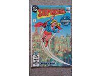 DC Comics Supergirl No1 1982