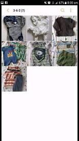3-6 Baby Clothes Bundle