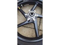 BST Carbon motorcycle wheels