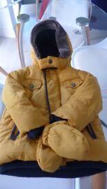 Winter Coat 18-24 months