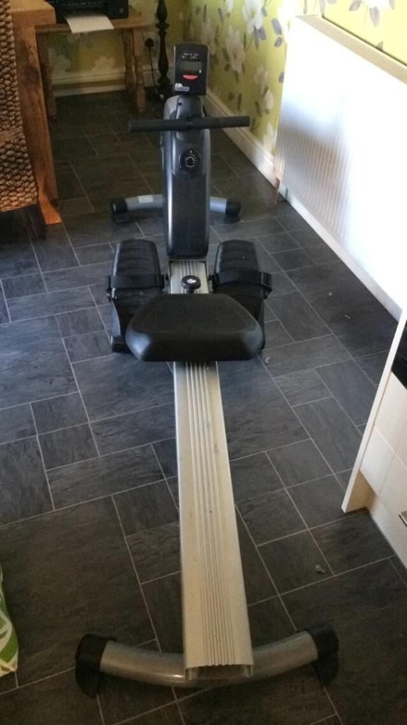 Carl Lewis Rowing Machine Carl Lewis Rowing Machine